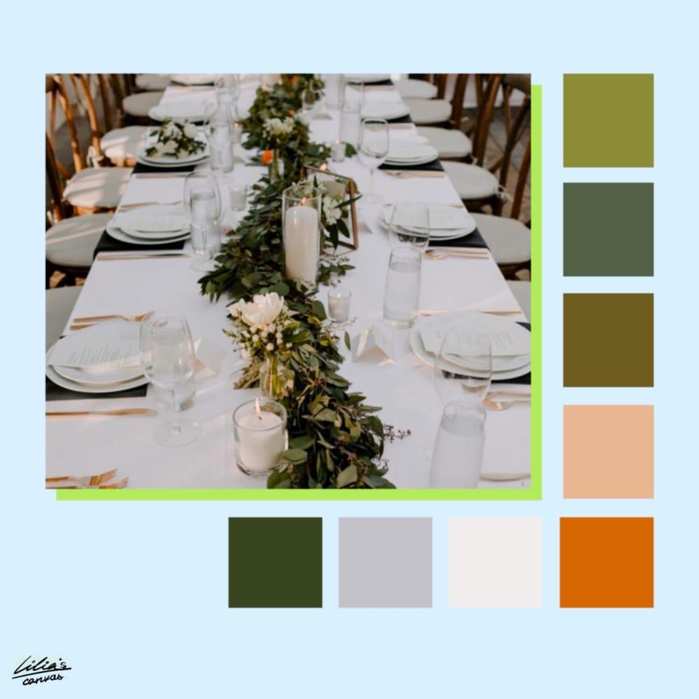 Color Pallettes Inspiration - image 6 - student project
