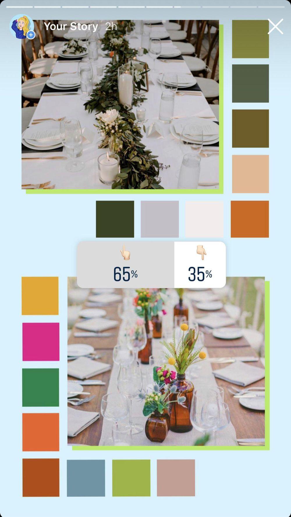 Color Pallettes Inspiration - image 16 - student project