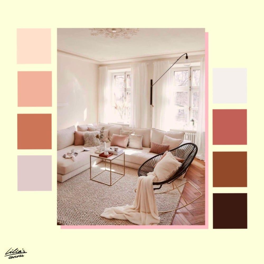 Color Pallettes Inspiration - image 7 - student project