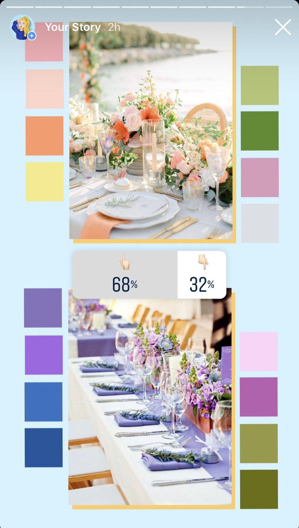 Color Pallettes Inspiration - image 18 - student project