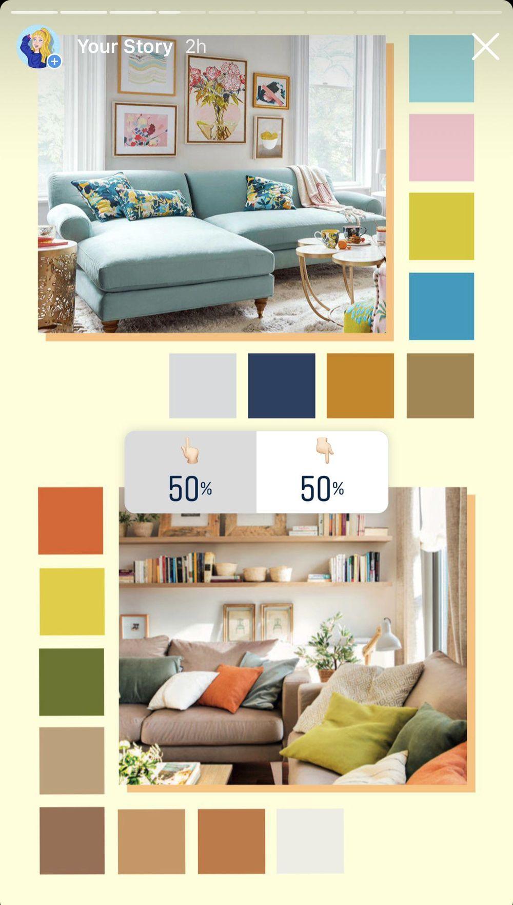 Color Pallettes Inspiration - image 13 - student project