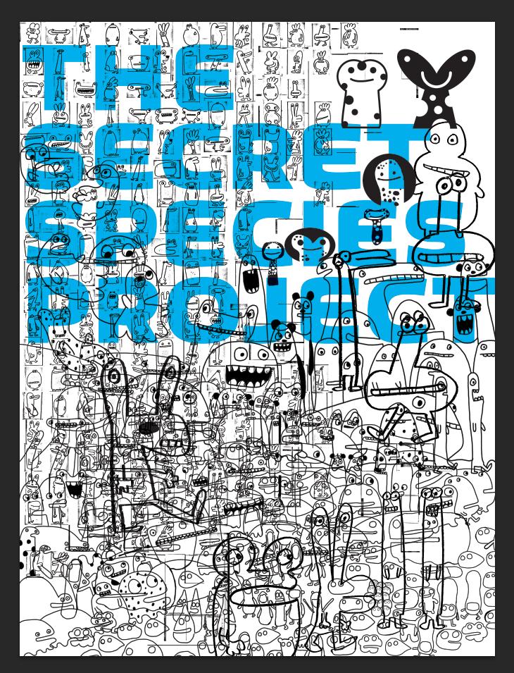 The Secret Species Project - image 8 - student project