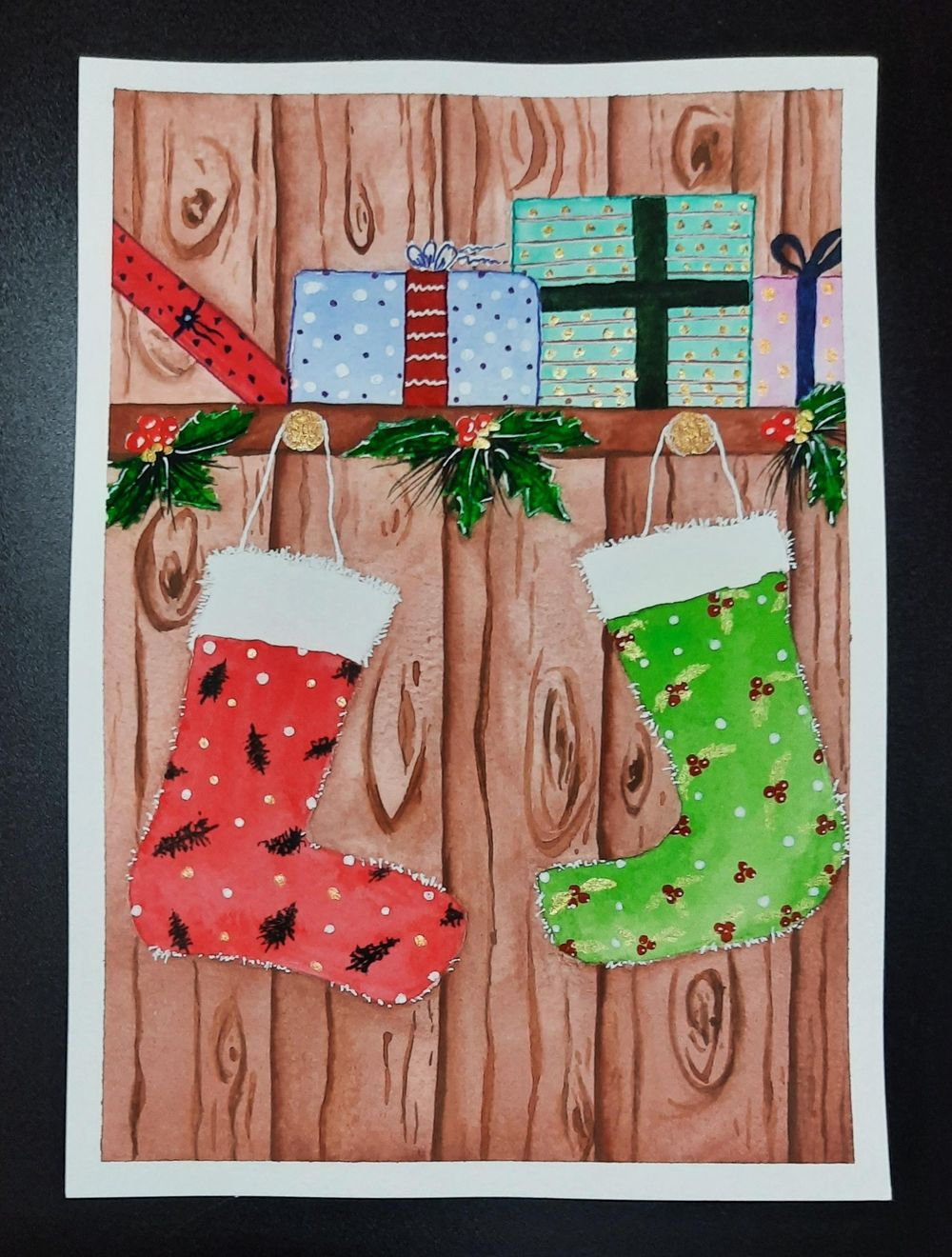Stockings and Presents! - image 1 - student project
