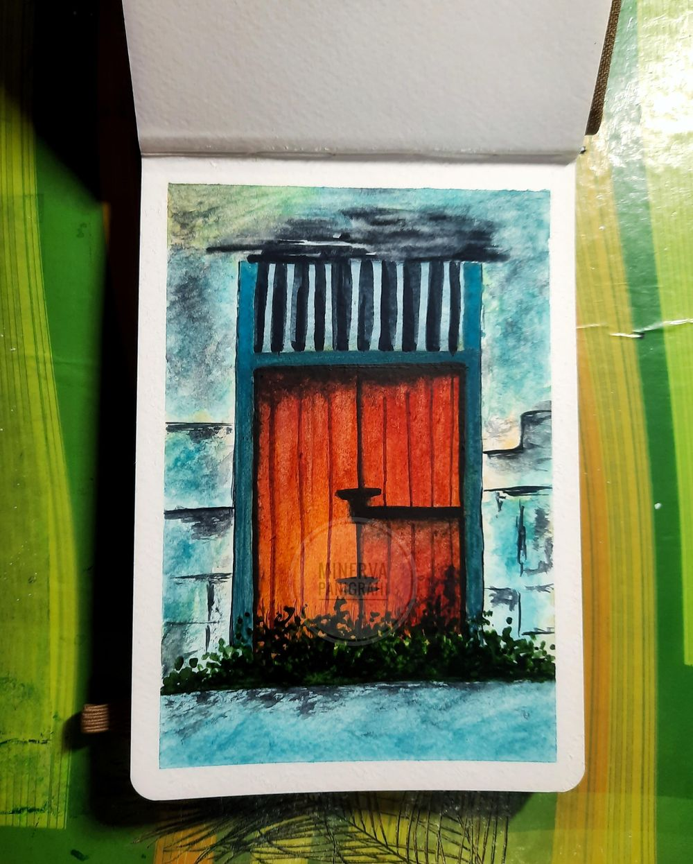 Old Rustic Doors - image 1 - student project