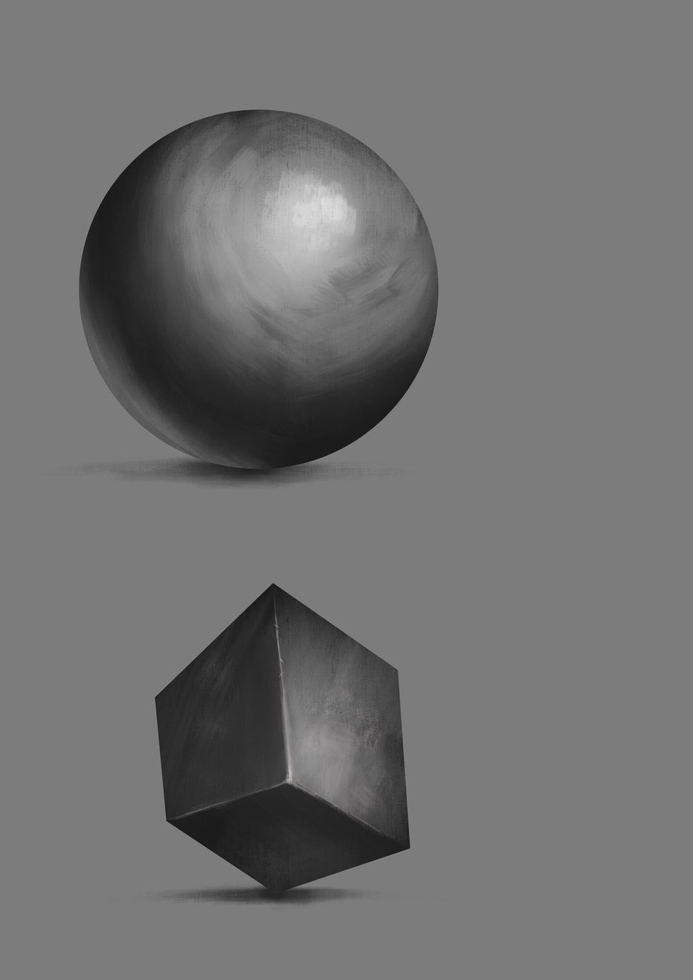 Art Fundamentals in One Hour - Hardy Fowler - image 1 - student project