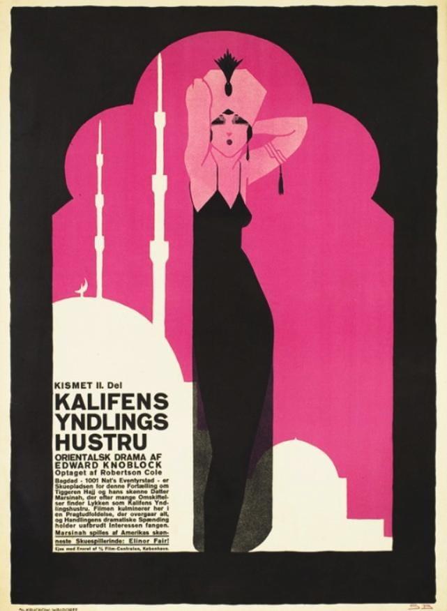 Vintage Sven Brasch Poster - image 2 - student project