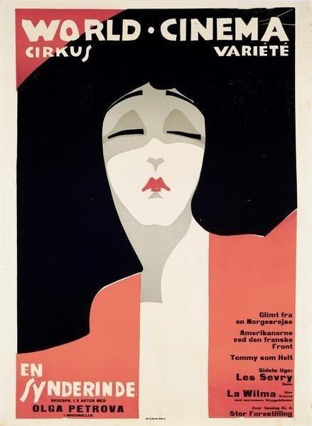 Vintage Sven Brasch Poster - image 1 - student project