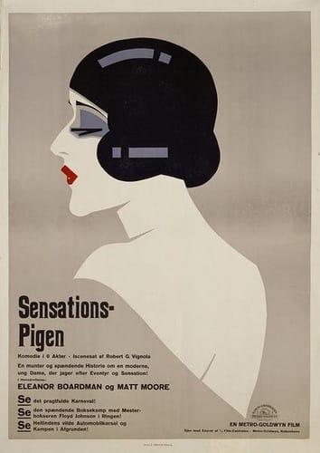 Vintage Sven Brasch Poster - image 3 - student project