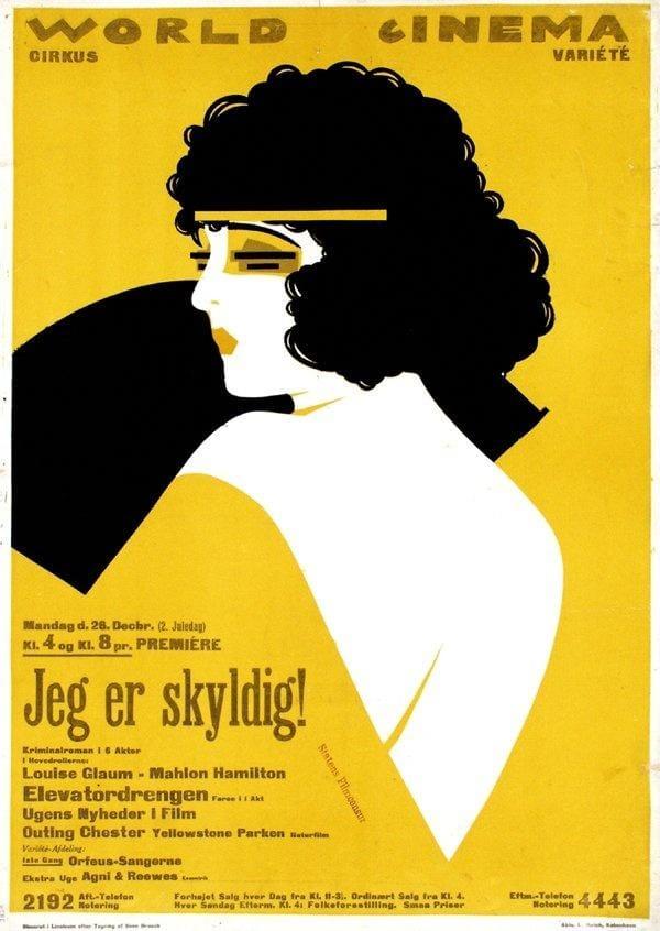 Vintage Sven Brasch Poster - image 4 - student project