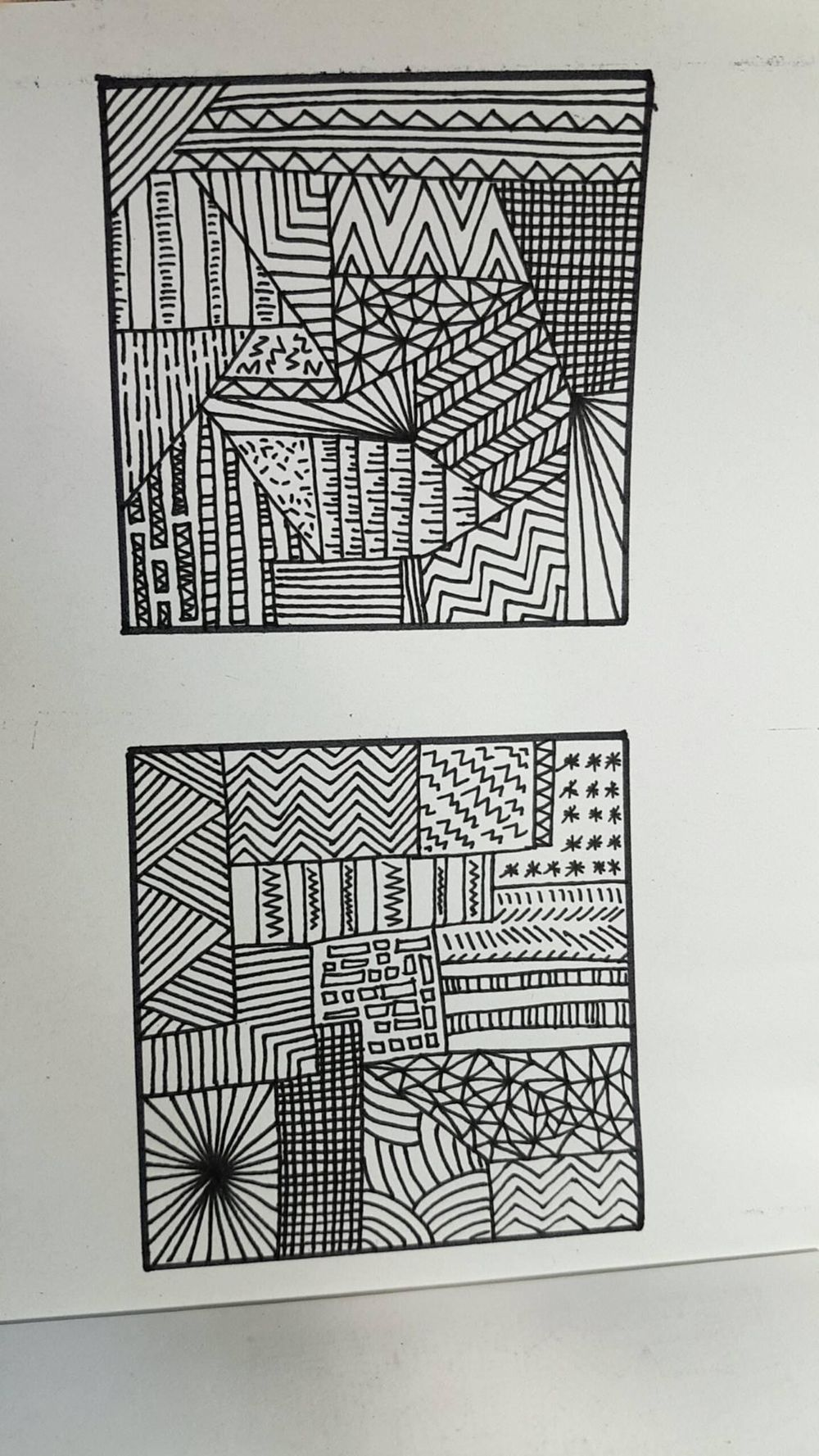 Doodling experiments - image 2 - student project