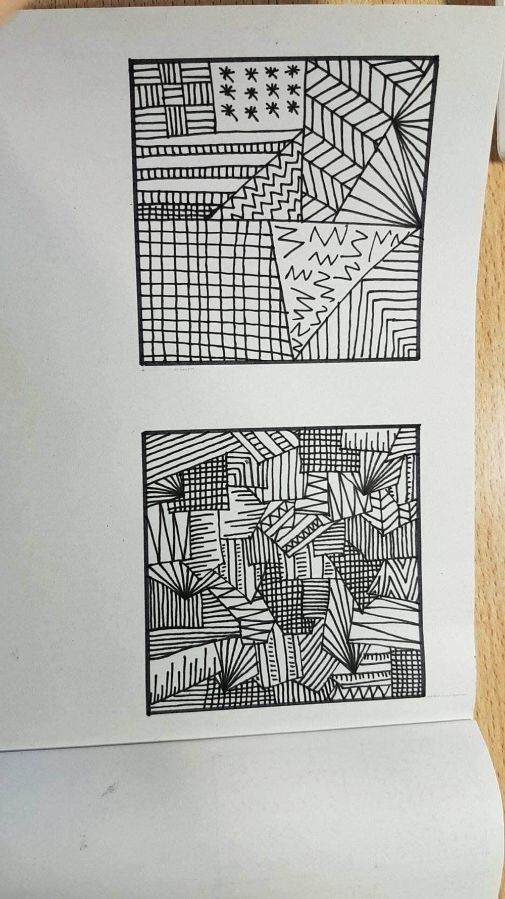 Doodling experiments - image 3 - student project