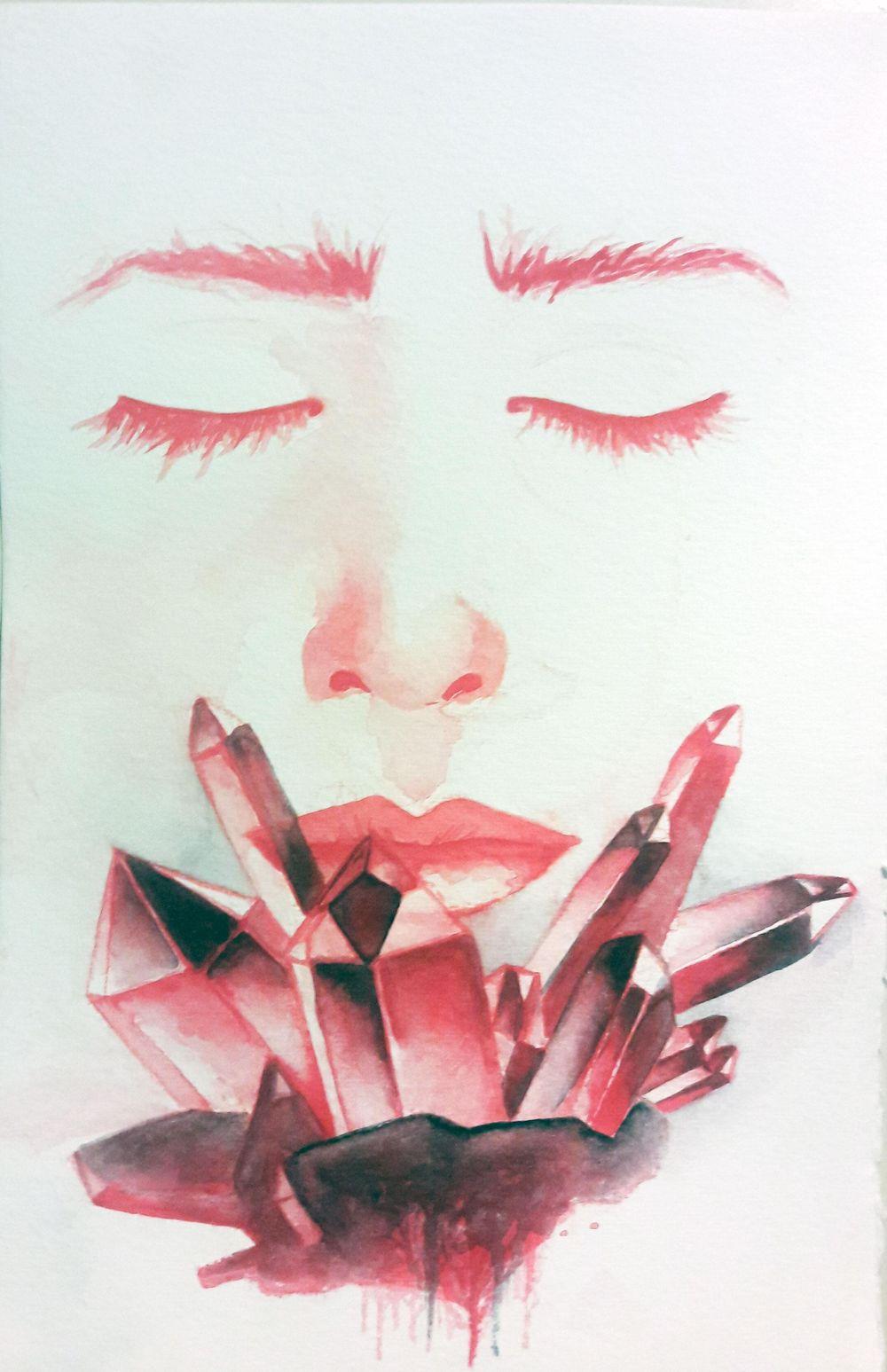 Ruby Tuesday ♪♫ | Ariana Iacono - image 1 - student project