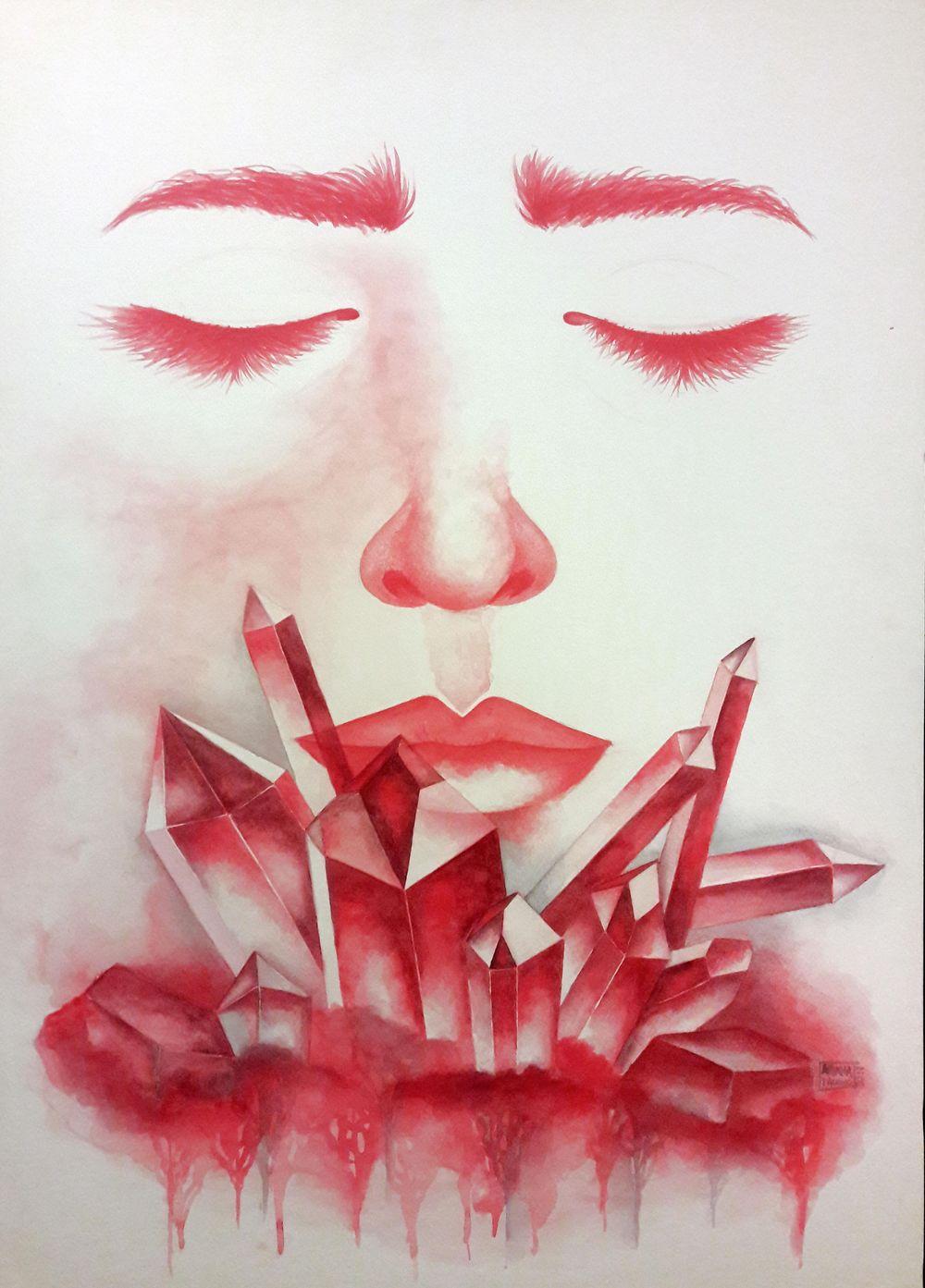 Ruby Tuesday ♪♫ | Ariana Iacono - image 2 - student project
