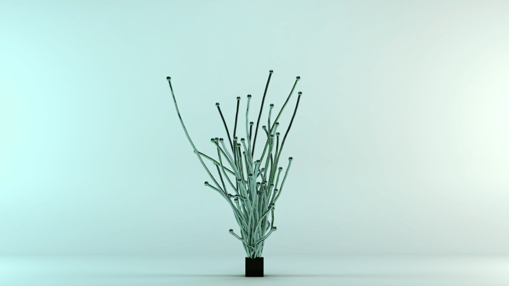 Office Plant - image 1 - student project