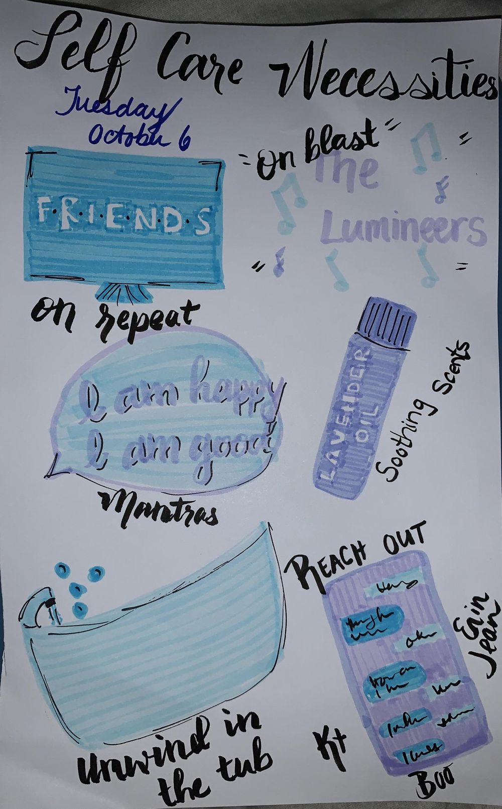 Illustrated Journaling journey - image 6 - student project