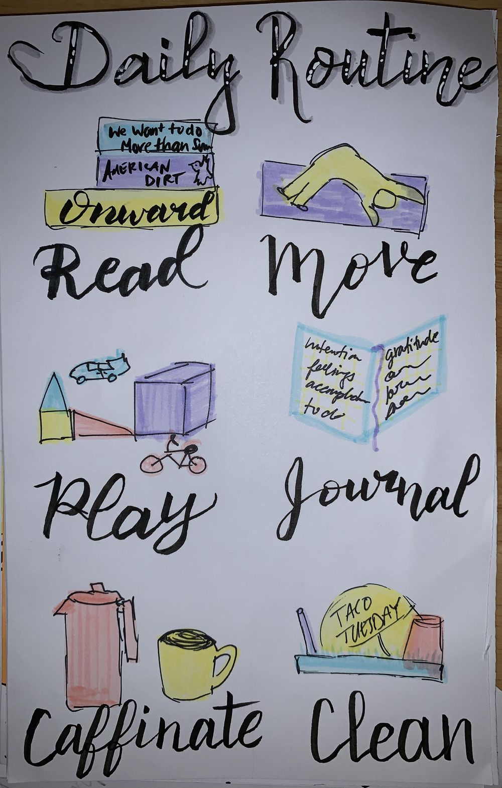 Illustrated Journaling journey - image 9 - student project