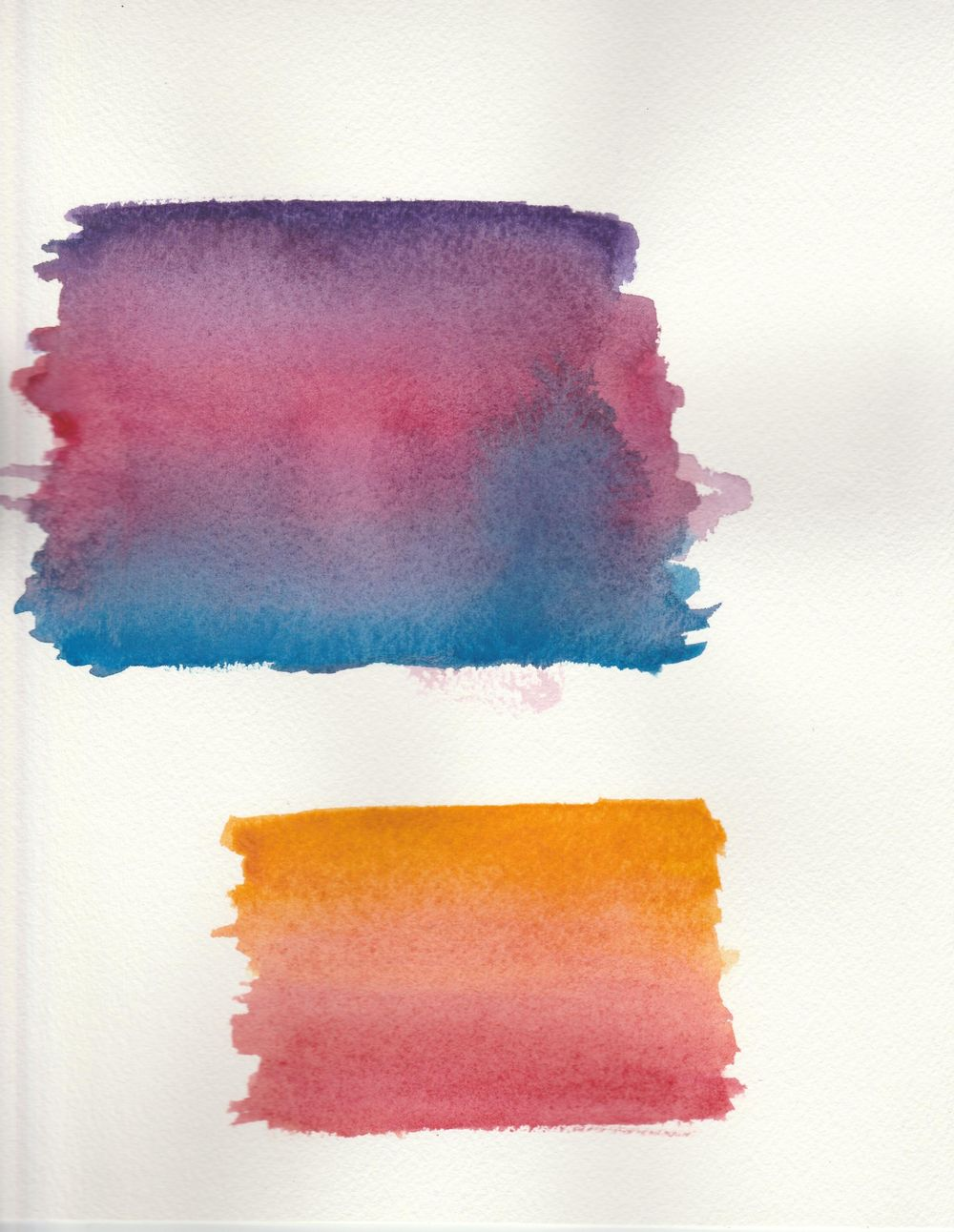 Watercolor Texture Practice - image 1 - student project