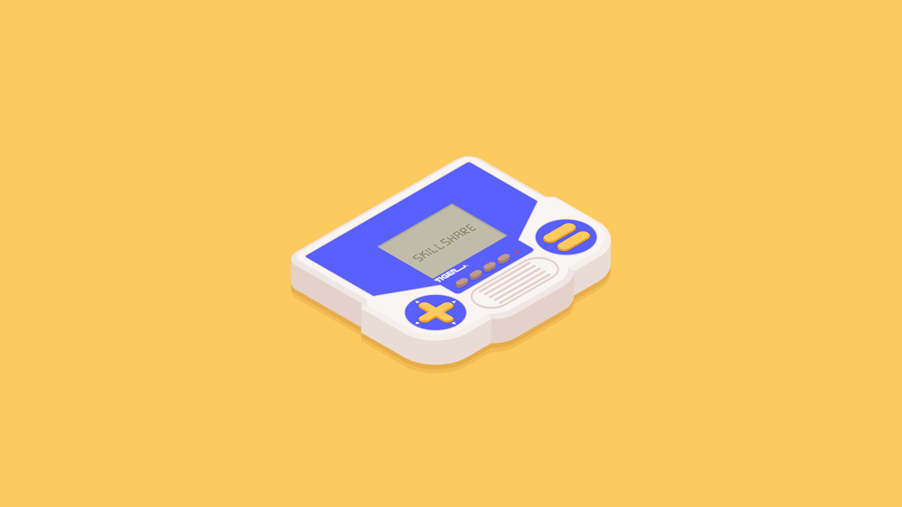 80s Gadgets - image 1 - student project
