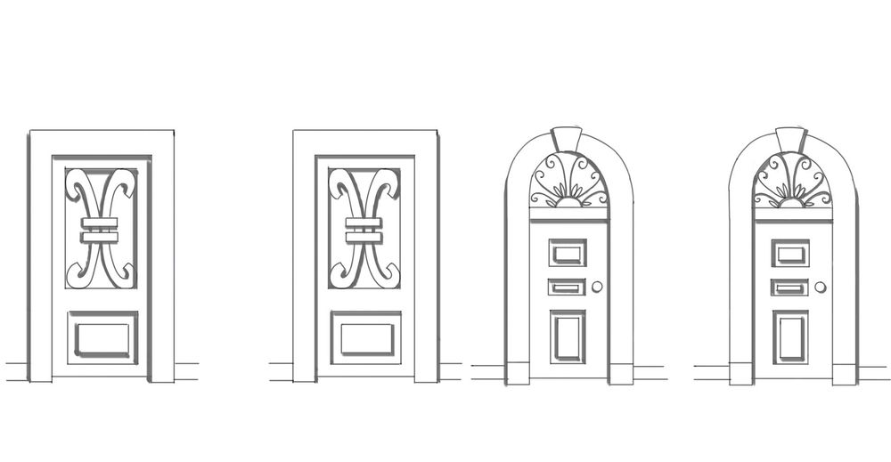My doors - image 2 - student project