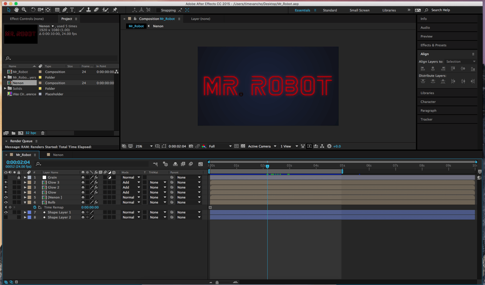 fsociety  [Mr. Robot] - image 1 - student project