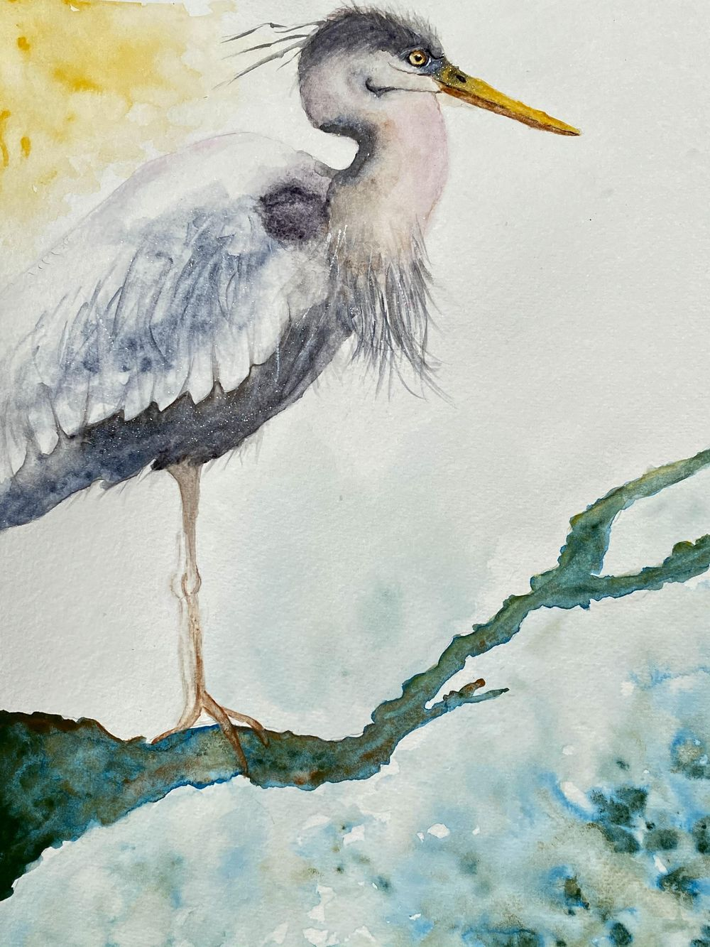 Heron - image 1 - student project