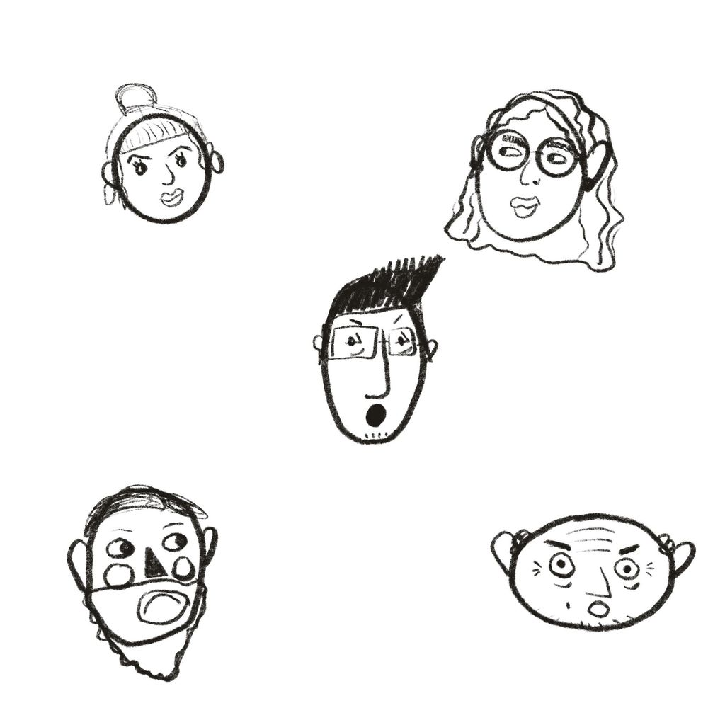Fun with Faces - image 3 - student project