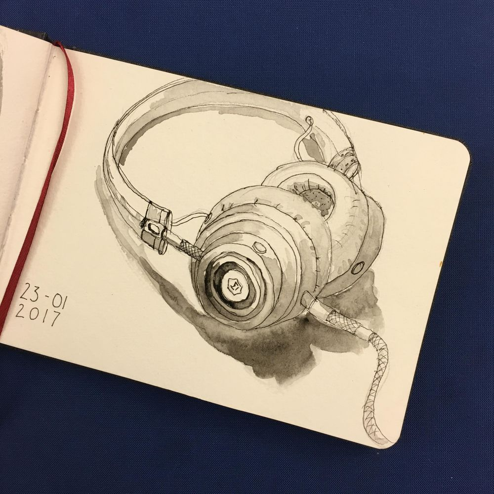 New sketchbook and 365 challenge! - image 10 - student project