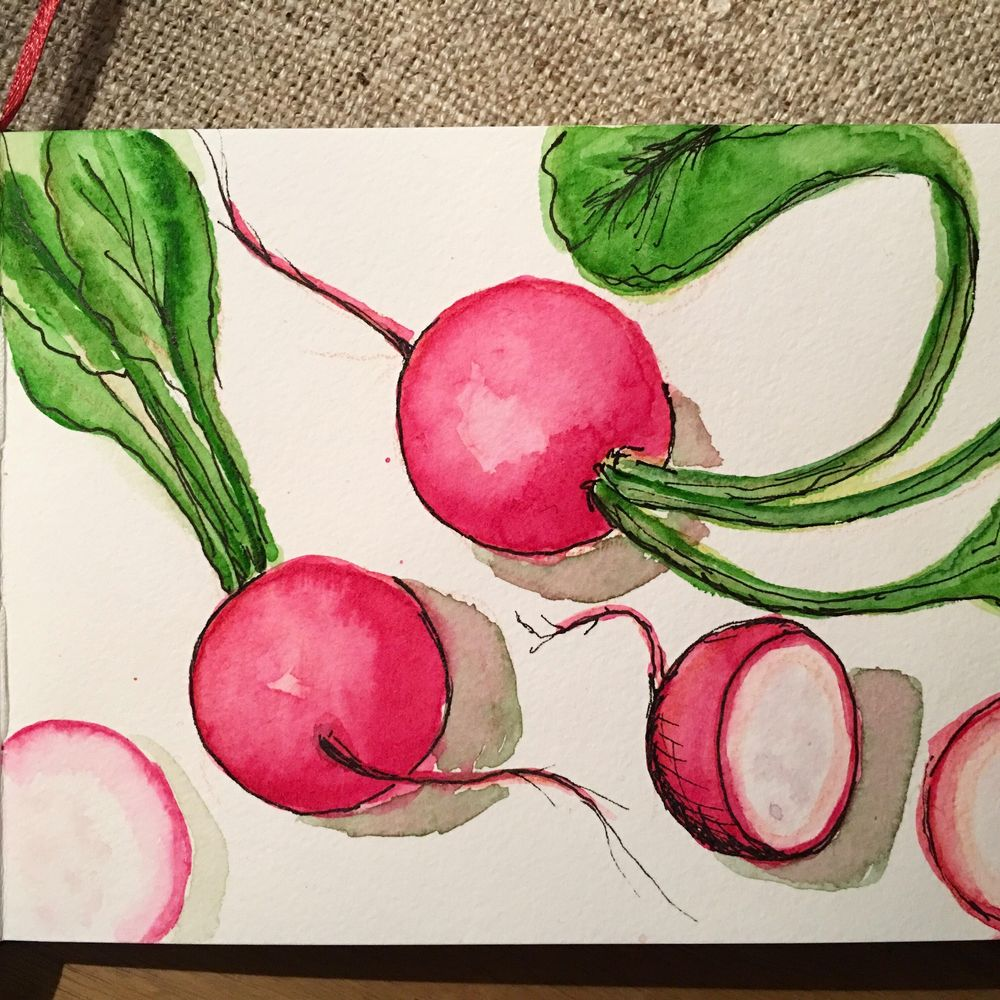 New sketchbook and 365 challenge! - image 3 - student project