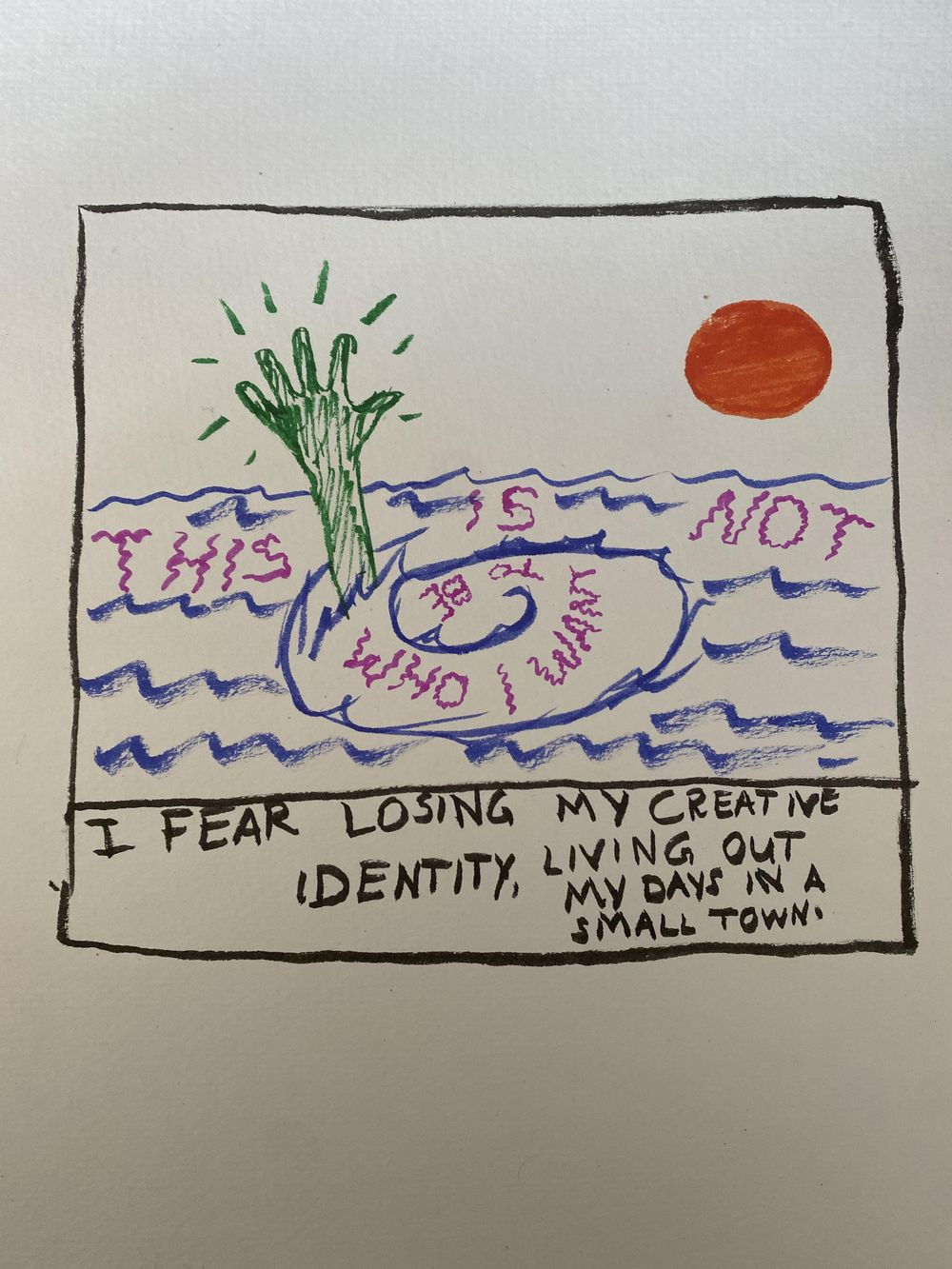Drawing my Feelings - image 4 - student project