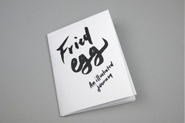 Fried Egg: An illustrated journey - image 1 - student project