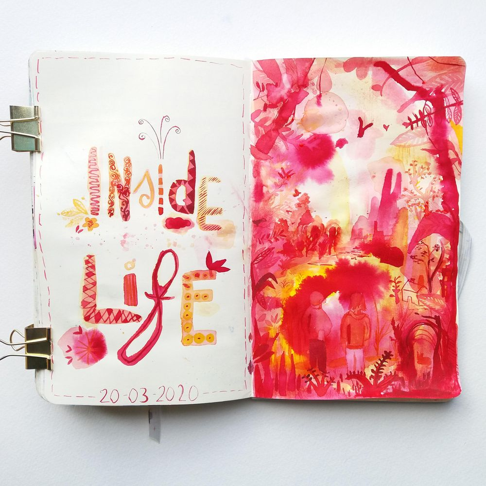 Inside life - image 1 - student project