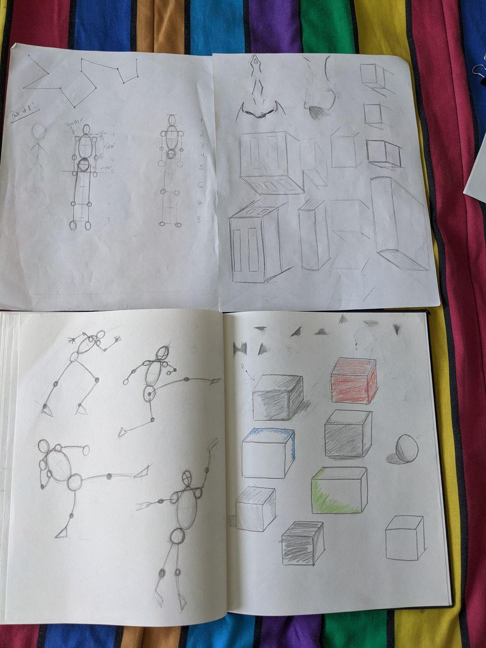 Drawing Basics - image 3 - student project