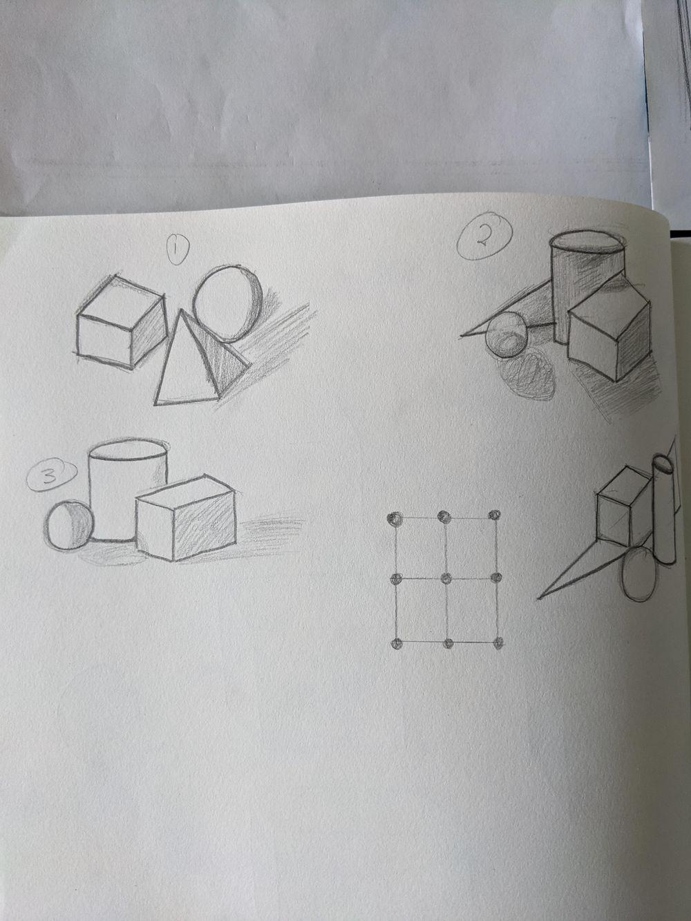 Drawing Basics - image 1 - student project