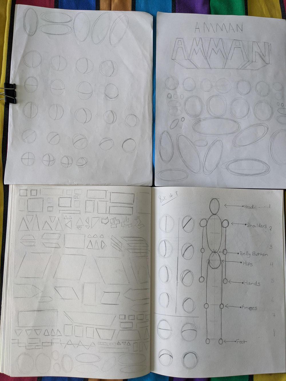 Drawing Basics - image 2 - student project