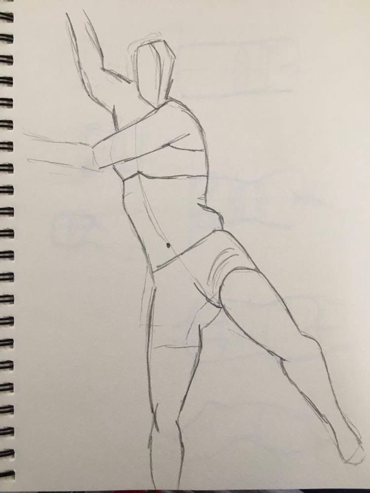 Dynamic Poses - image 1 - student project