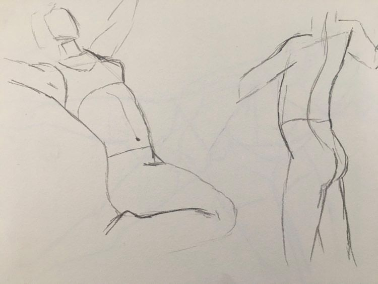 Dynamic Poses - image 3 - student project