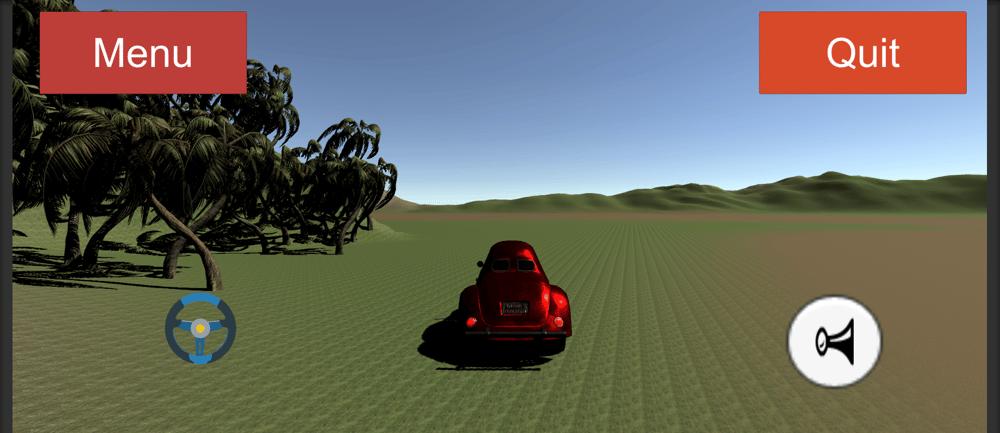 Wow Car Game - image 1 - student project