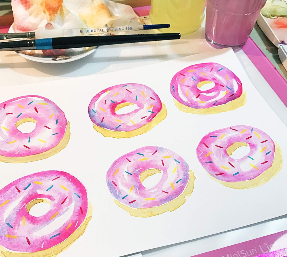 Donuts! - image 1 - student project