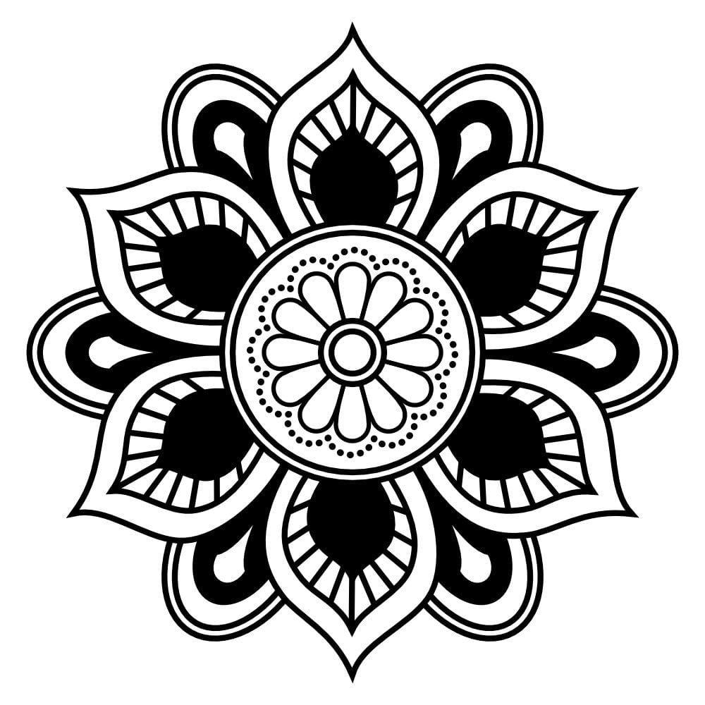 Mandala Explorations - image 1 - student project