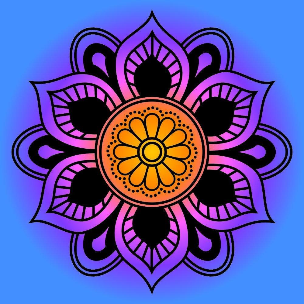 Mandala Explorations - image 3 - student project