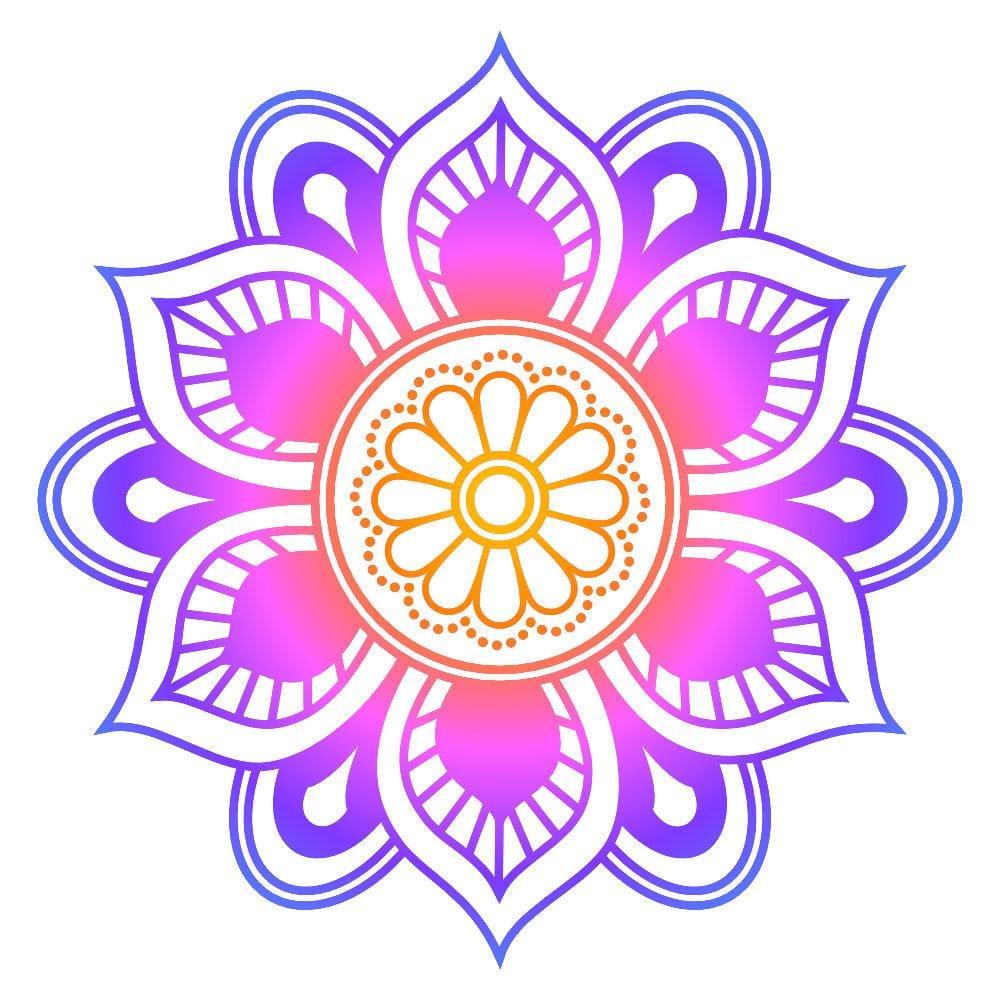 Mandala Explorations - image 4 - student project