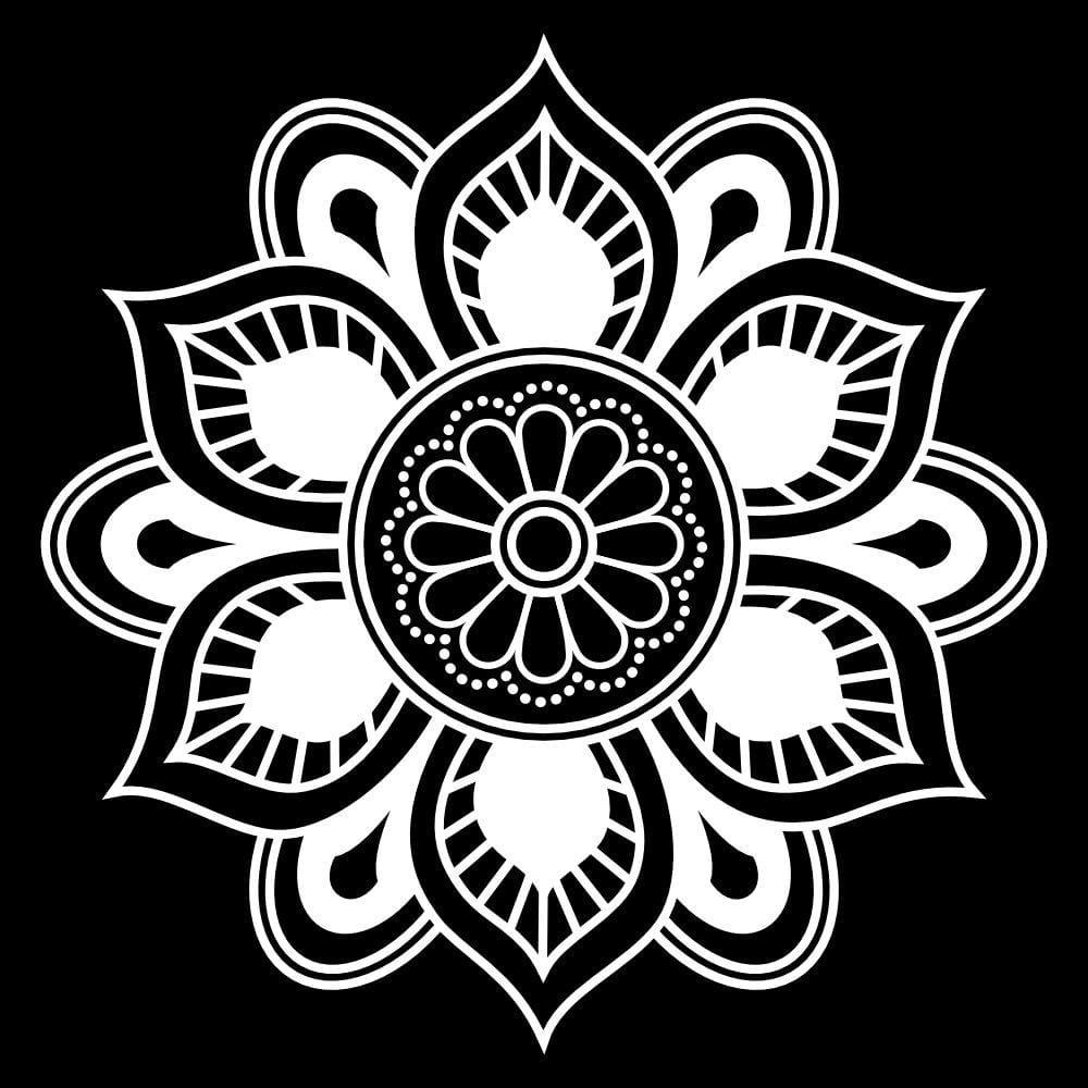 Mandala Explorations - image 6 - student project