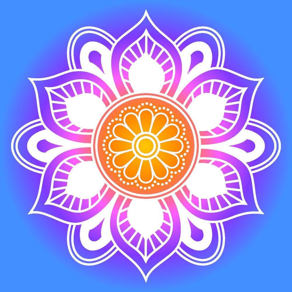 Mandala Explorations - image 7 - student project