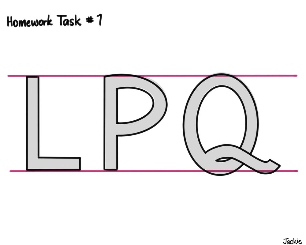 Lettering... - image 1 - student project