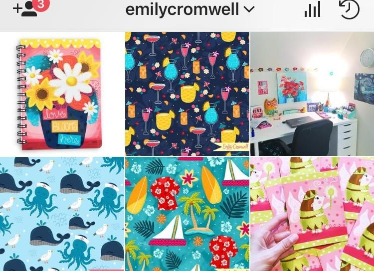 Emily Cromwell's Instagram Class Project - image 8 - student project