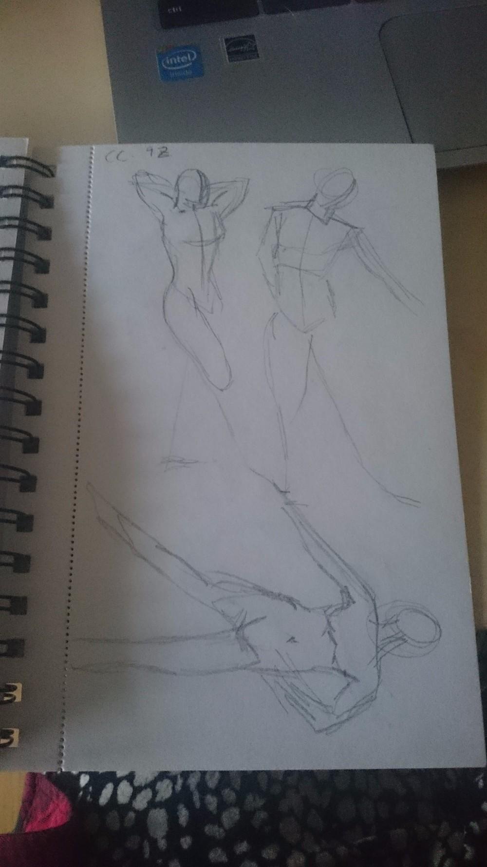 Sketchbook Magic - image 11 - student project