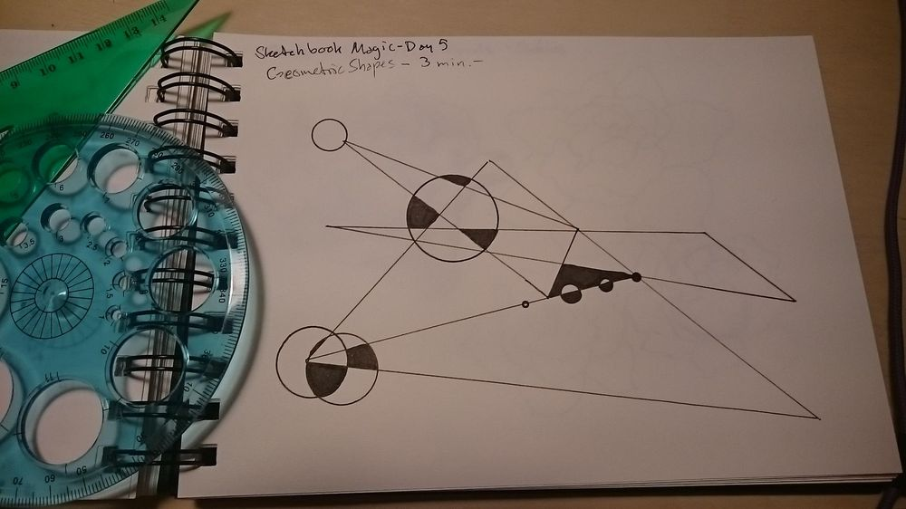 Sketchbook Magic - image 6 - student project