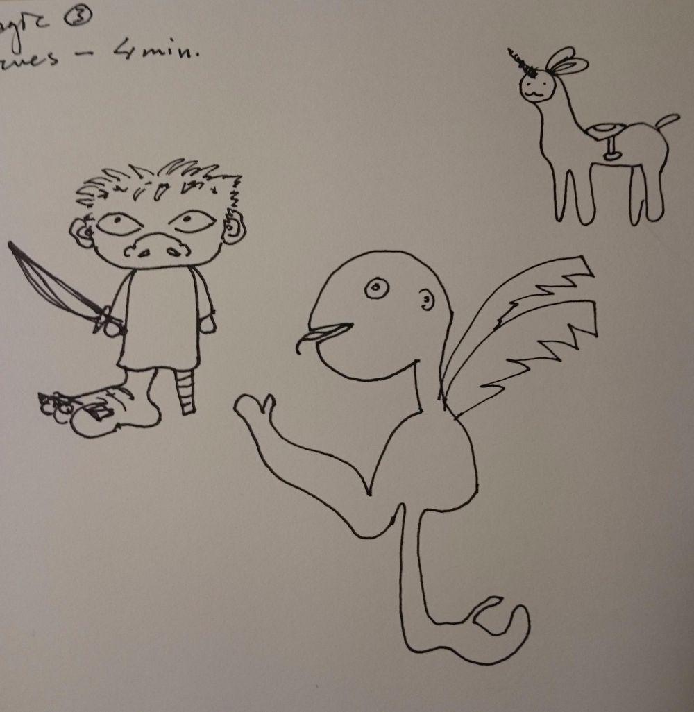 Sketchbook Magic - image 8 - student project