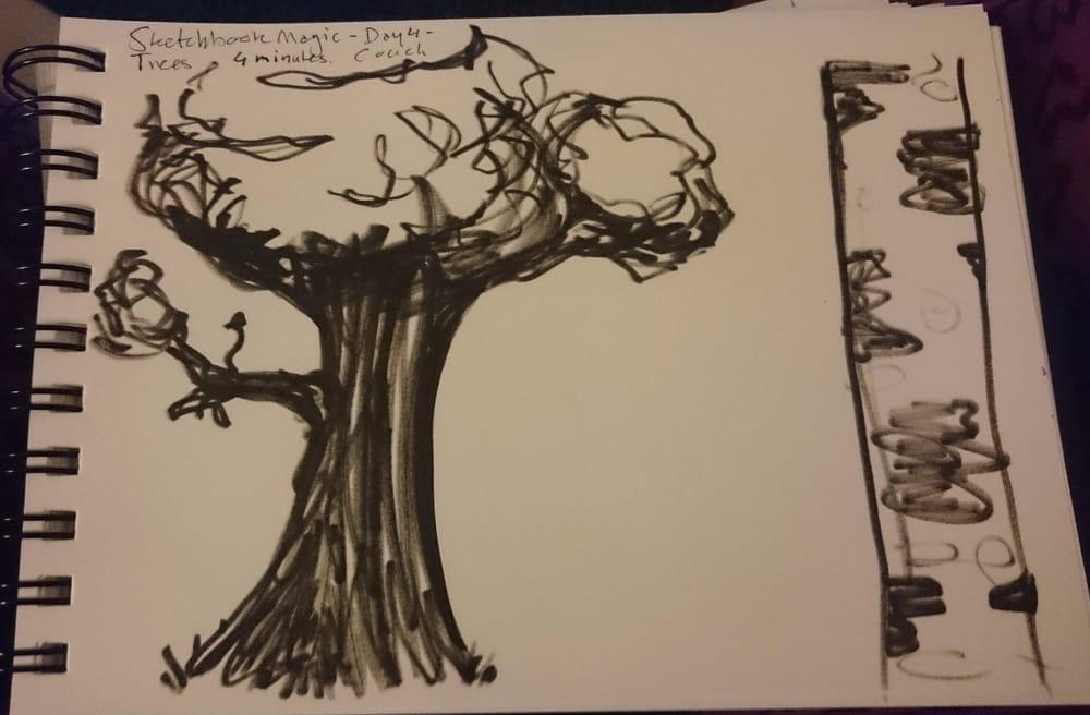 Sketchbook Magic - image 5 - student project