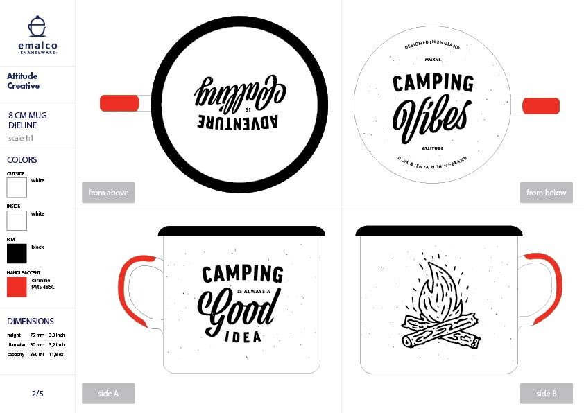 Camping is Always a Good Idea - image 2 - student project